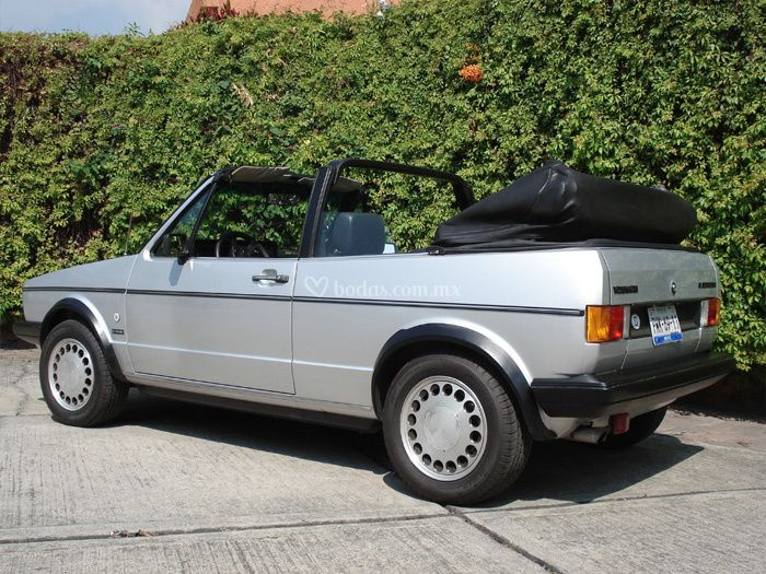 Cabriolet Modelo Alemán 1982