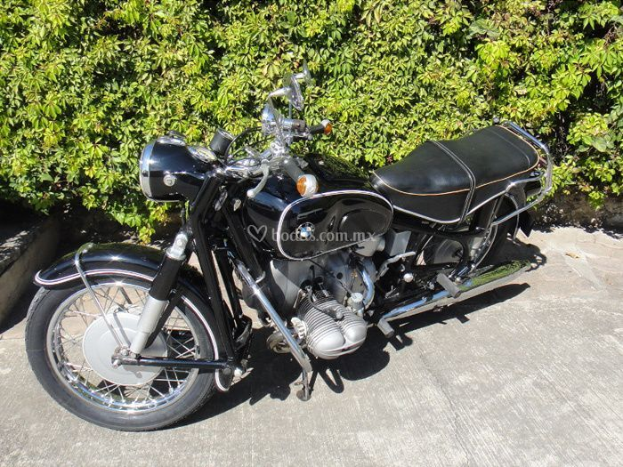 Motocicleta BMW R50 Modelo 1954