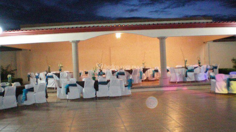 Elegancia de Hacienda La Esperanza