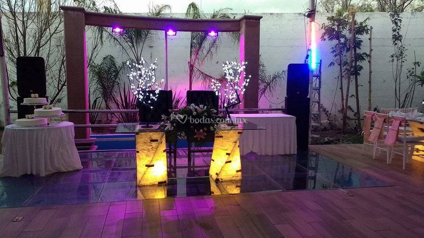 Jard n antares for Salon villa jardin naucalpan