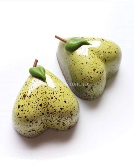 Bombón de pera