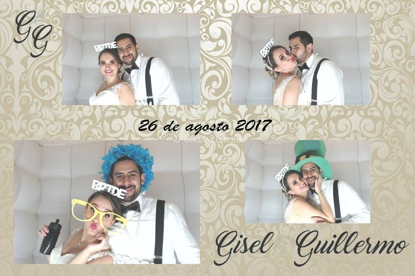 Lo nuevo en bodas! Cabina