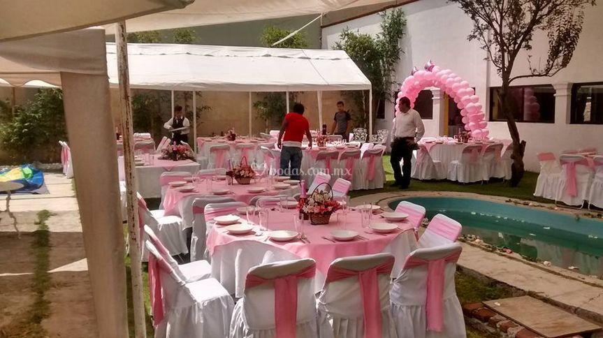 Salón y Jardín Las Carrilleras