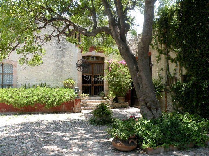 Cuartel Santa María