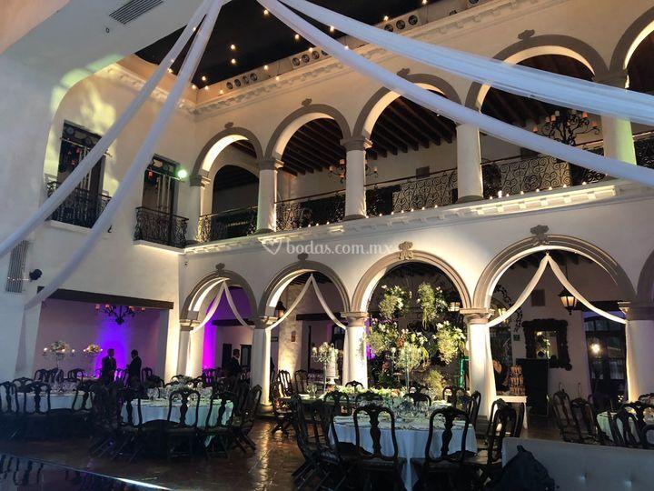 Salón Santa Lucía
