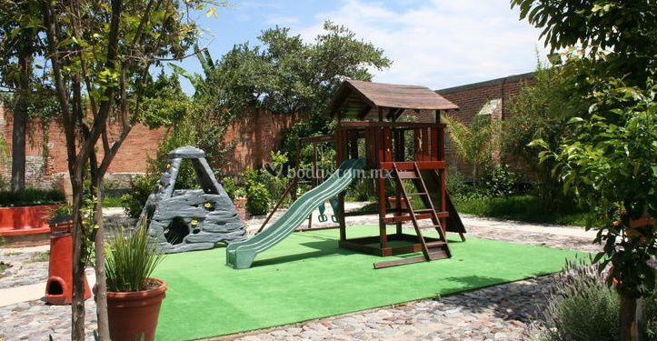 Espacios para niños