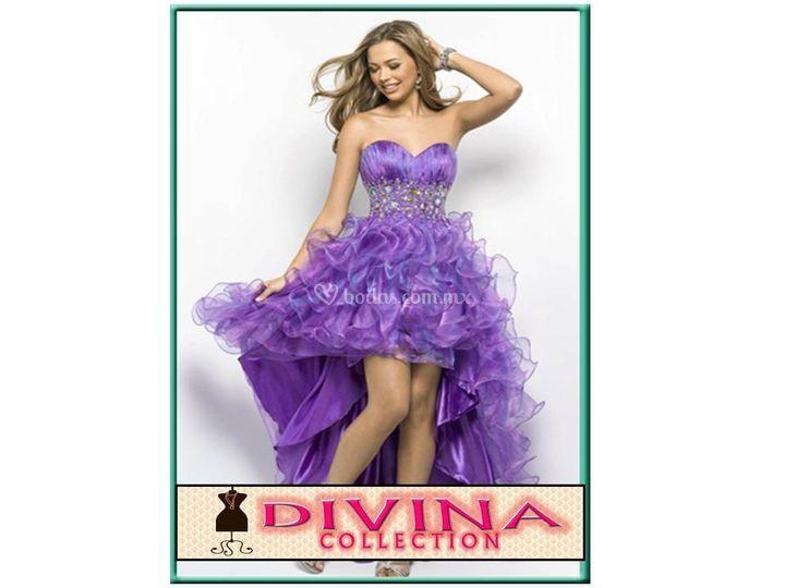 Espectacular vestido talla m-g