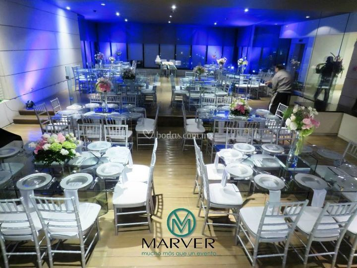 Mesa de cristal de marver fotos - Mesas de cristal para bodas ...