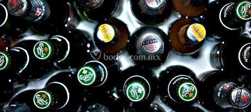 Mas de 80 marcas de cerveza