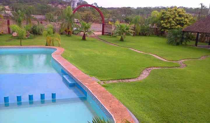 Jaina Casa en el Agua