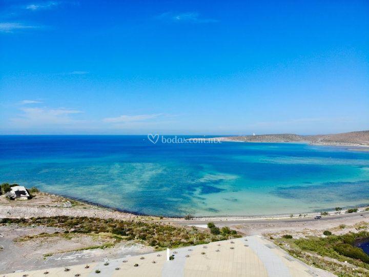 Vista al Mar de Cortés