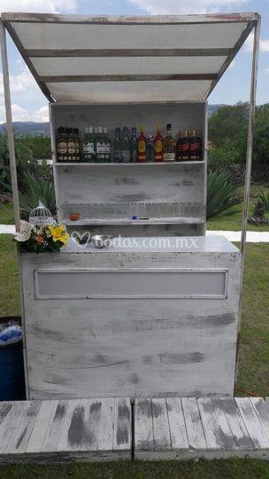 Barra bebidas