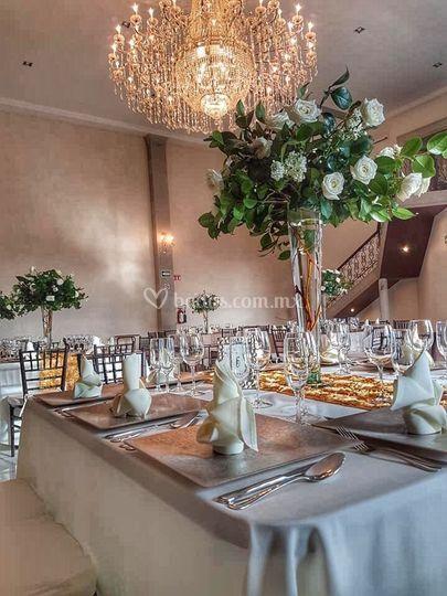 Altos para boda