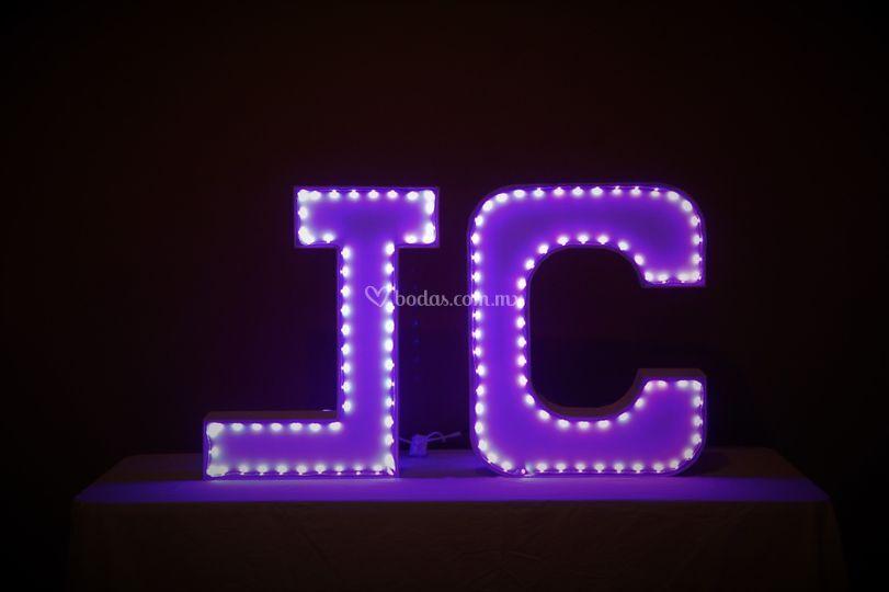 JC 50 cm iluminado