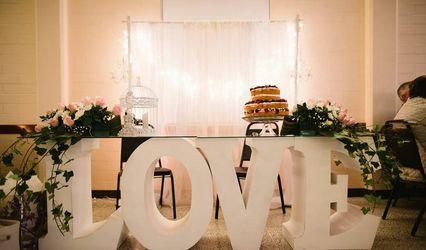 Decoraciones Sweet Love 1