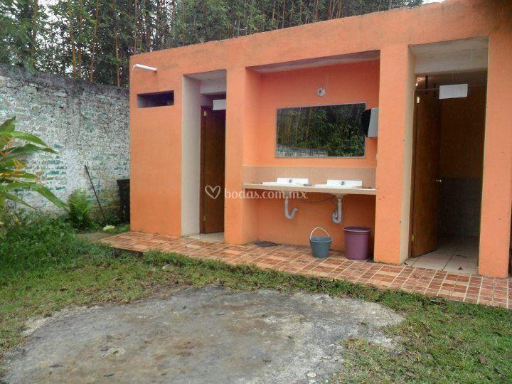 Baños Jardin En Oaxaca:galeria de fotos de jardin campestre la cabana