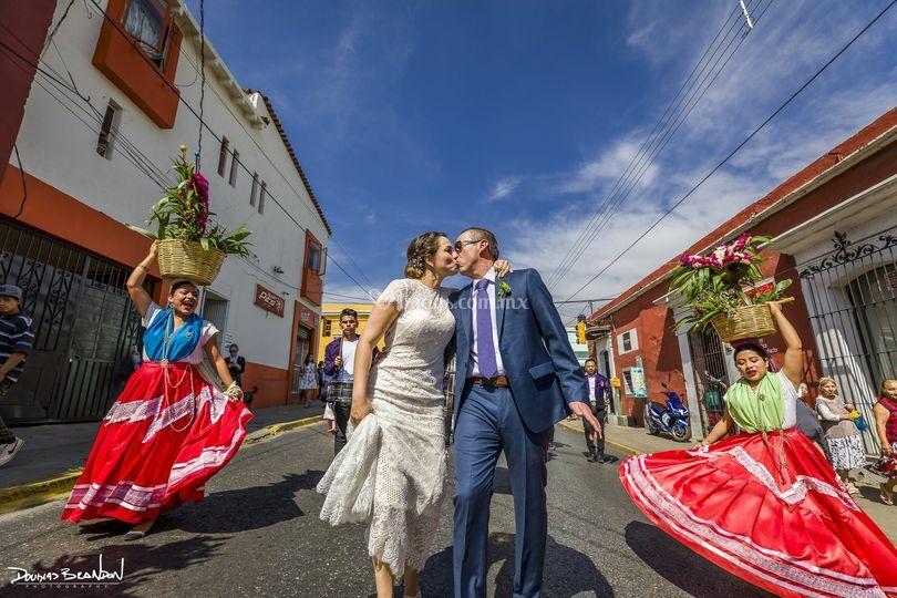 Fotografía de Bodas en Oaxaca