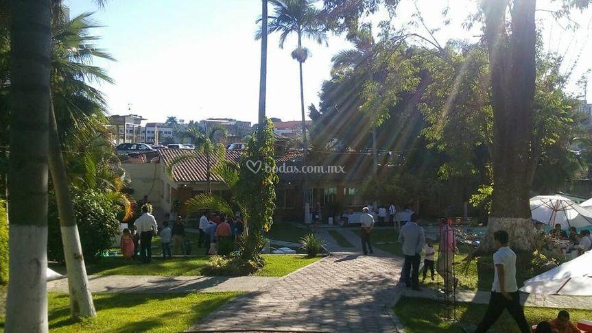 Jardines de Amatitlán