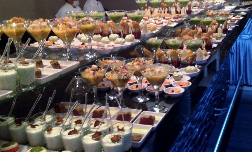 Banquetes Weintraub
