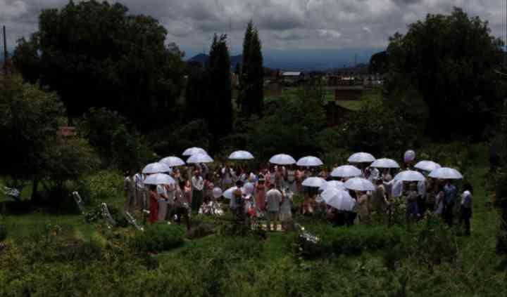 Lugares para la ceremonia