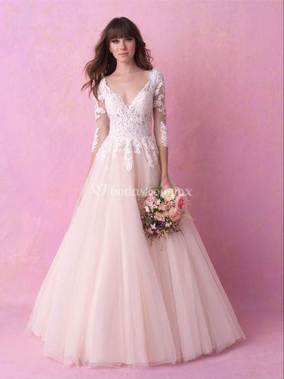 Vestido novia Allure Bridals