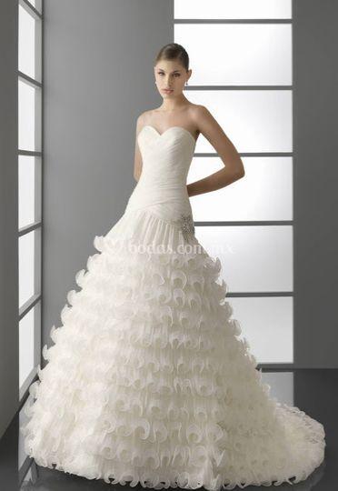 La novia más tierna
