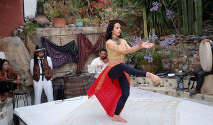 Etérea - Danza Árabe