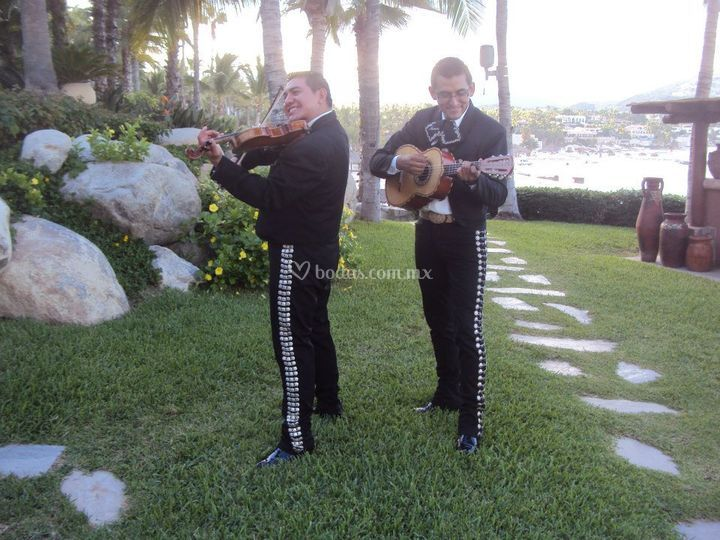 Soy México duo
