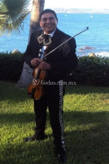 Moises dias solista violin