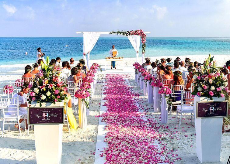 Ceremonia Cancún