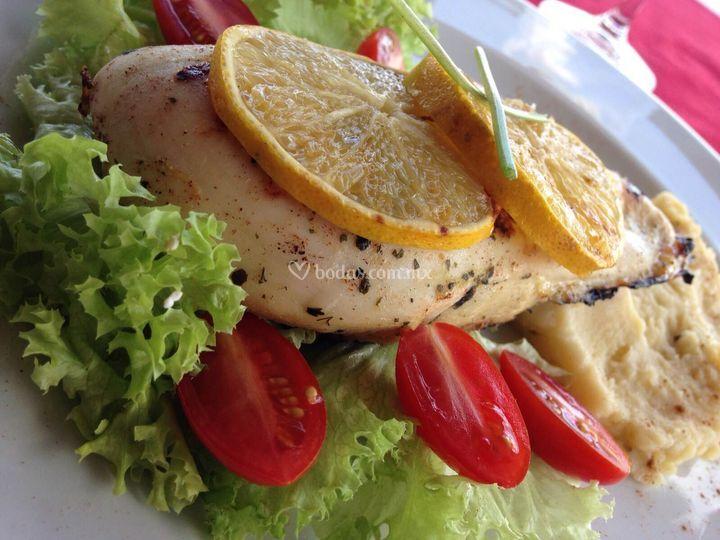 Comida sana y deliciosa