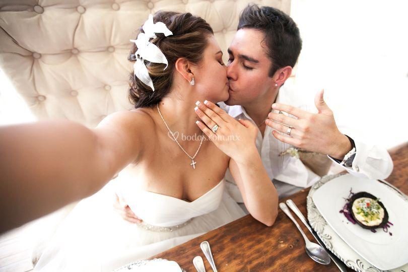 La boda en cine