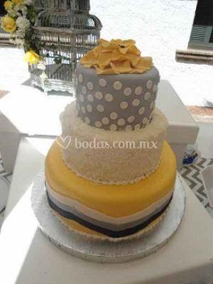 Hermosos pasteles