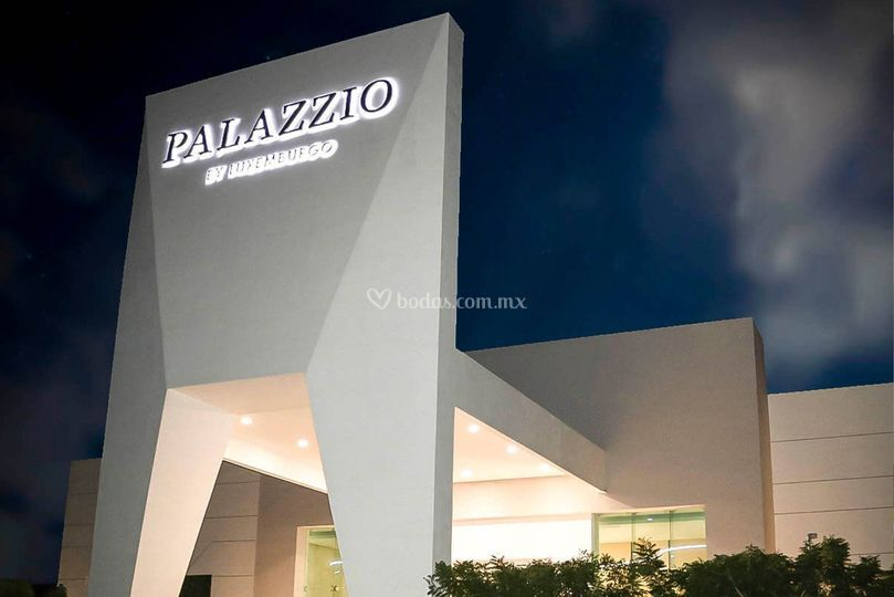 Palazzio by Luxemburgo