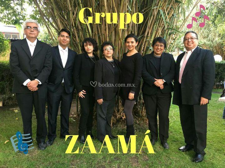 Grupo Versátil Zaamá