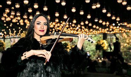Karlei García - Violinista