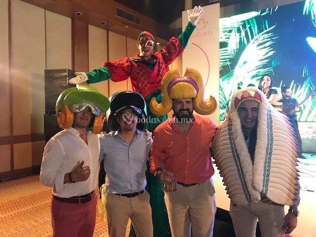 Los Chicos de Villa people