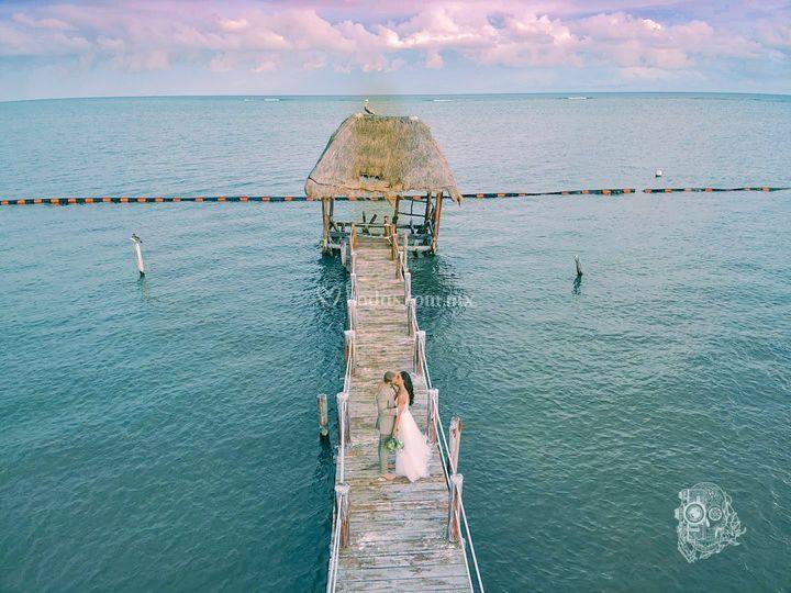 Fotógrafo de Bodas Cancún