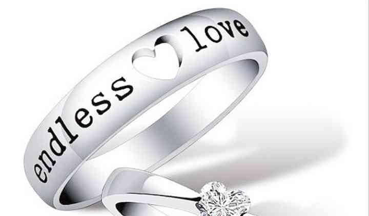 Argollas endless love