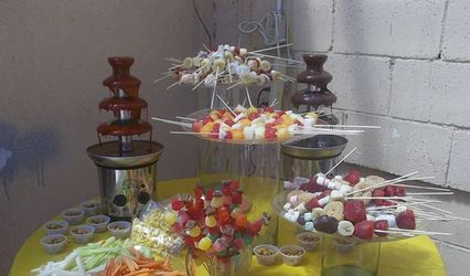 Candy Bar Las Frutitas