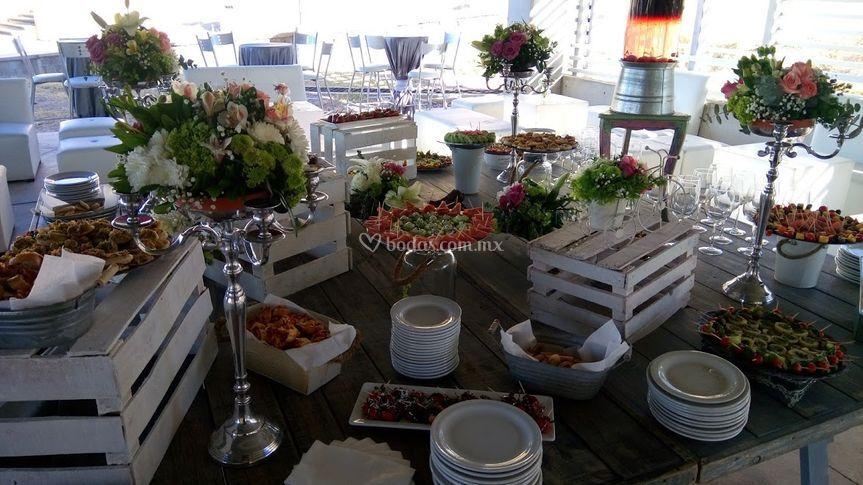 Banquetes y Eventos CUU