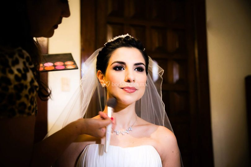 Josefina Herrera Maquillaje