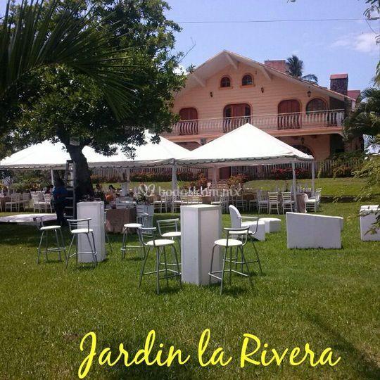 Jardín La Rivera