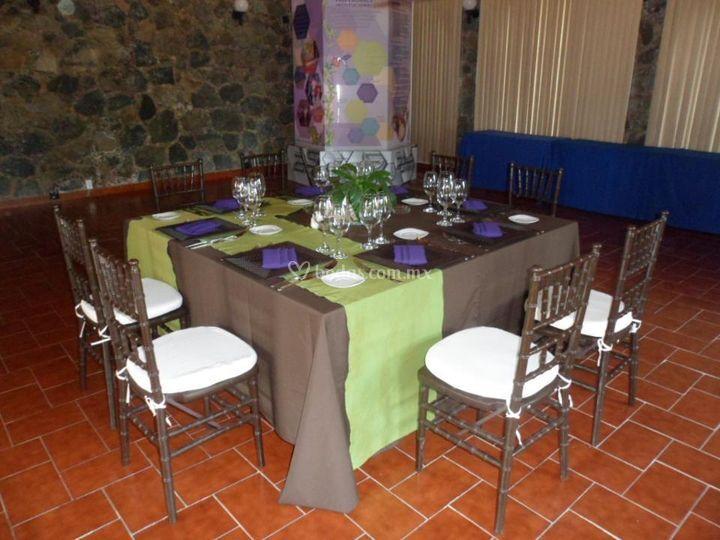 Eventos & Banquetes DR