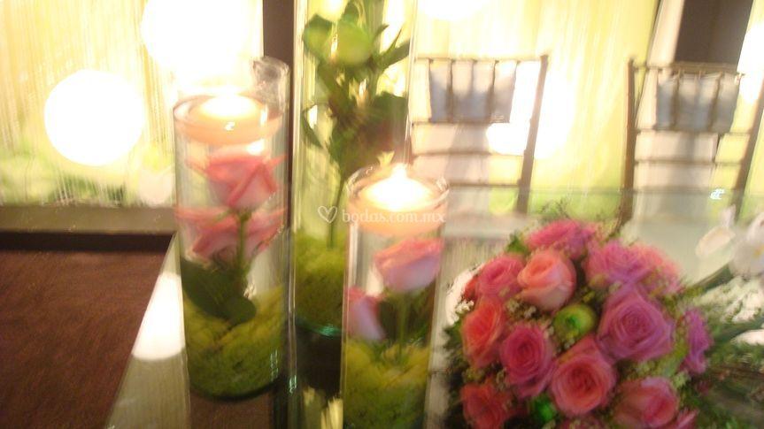 Bouquet híbrido