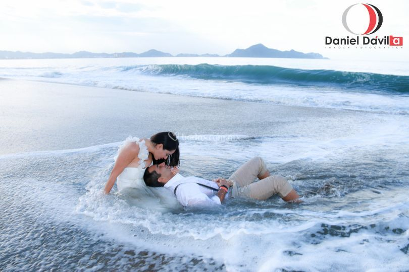 Trash the dress manzanillo