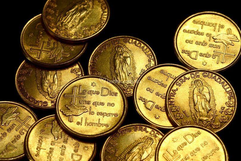 Arras en oro, plata y laminado
