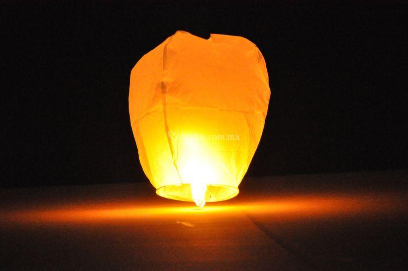 Iluminando tu noche