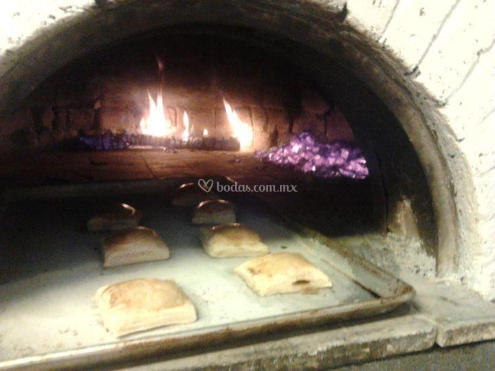 Cocina al horno