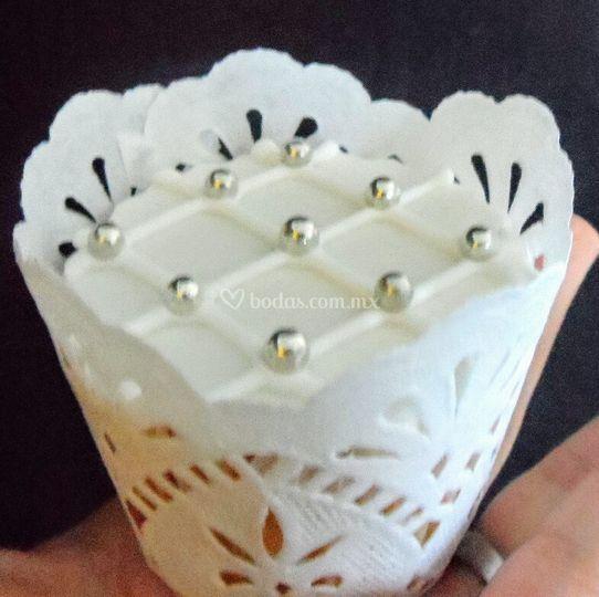 Cup cakes fantasía